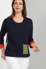 Jumper - Right On Hue Sweater by FOIL