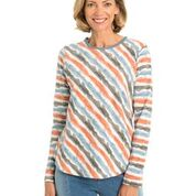 Top - Brush Stripe Tee
