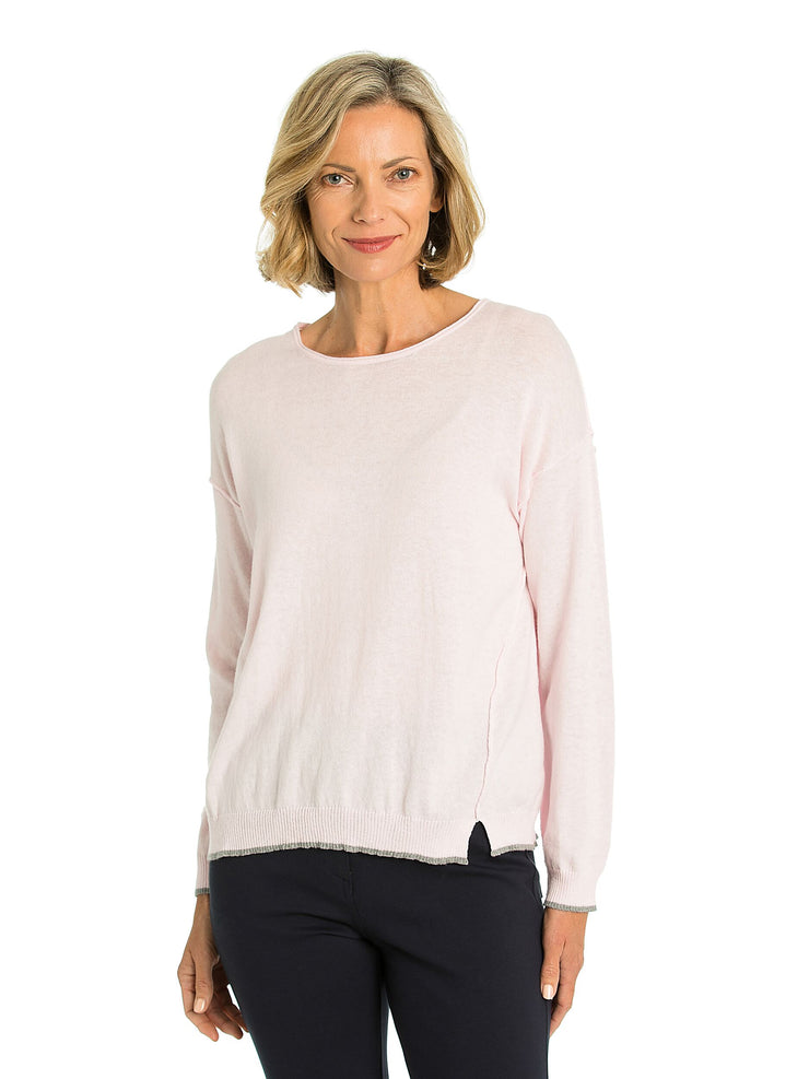 Jumper - Notch Hem