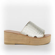 Shoe - CRESS Metallic Multi Weave