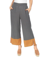 Pant - Tile Print Culotte by PingPong