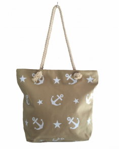 Bag - Canvas Anchors Away Tote