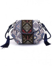 Bag - Bohemian Blues by Isabella Boho