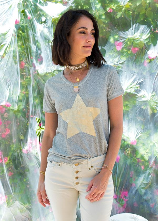 Top - Star Tee by Rubyyaya