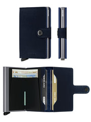 Wallets - Rango Blue Mini by Secrid