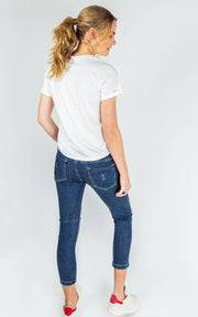 Pant - Active Dark Jeans by Dricoper