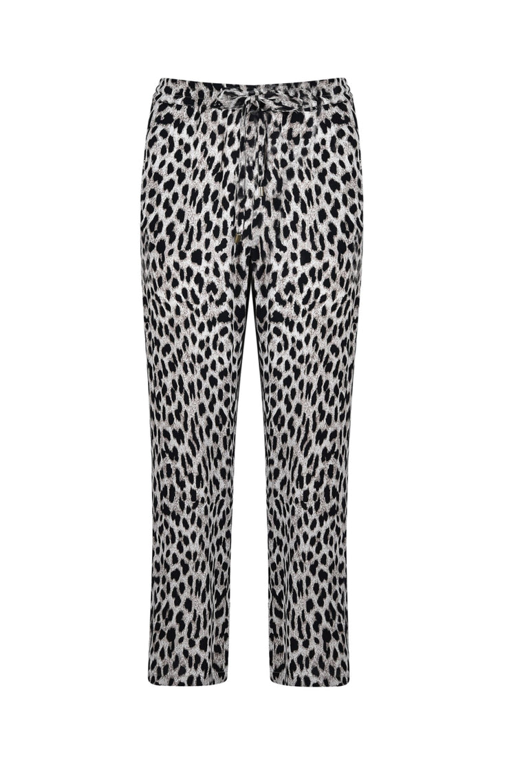 Pant - 7/8 Animal Wide Leg by JUMP