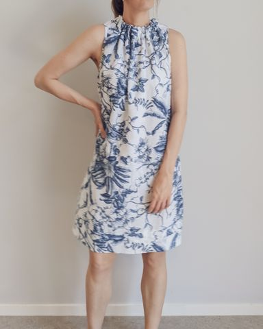 Dress - Emily Tropical