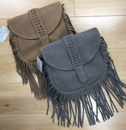 Bag - Fringe by Free Spirit