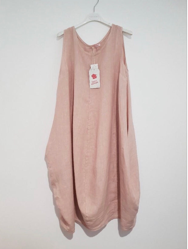 Dress -Claudine Italian Linen