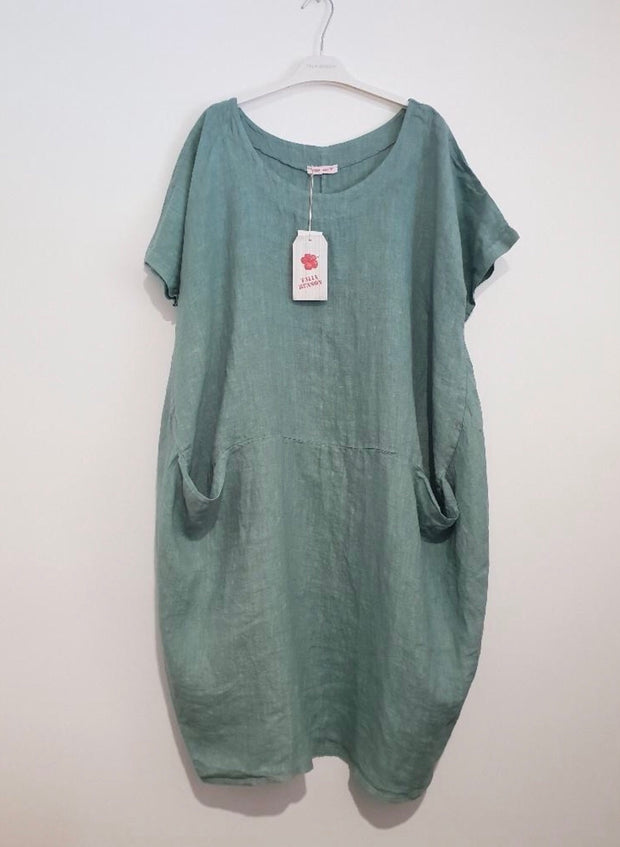 Dress - Best Seller Italian Linen
