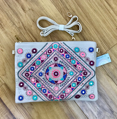 Bag - Embellished Beach by Free Spirit