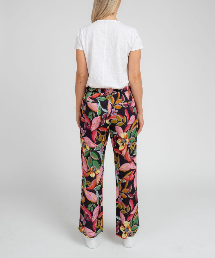 Pant - 7/8 Jungle Fever Palazzo by JUMP