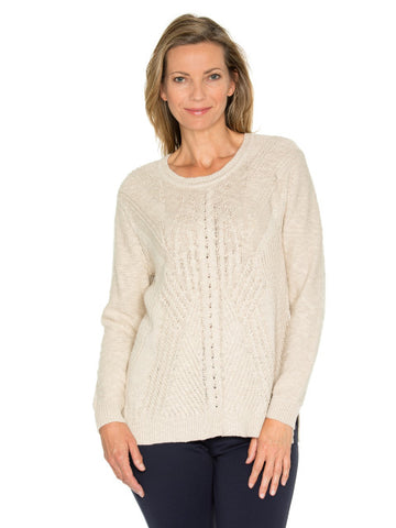 Jumper - Cable Knit