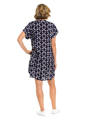 Dress - Stucco Print