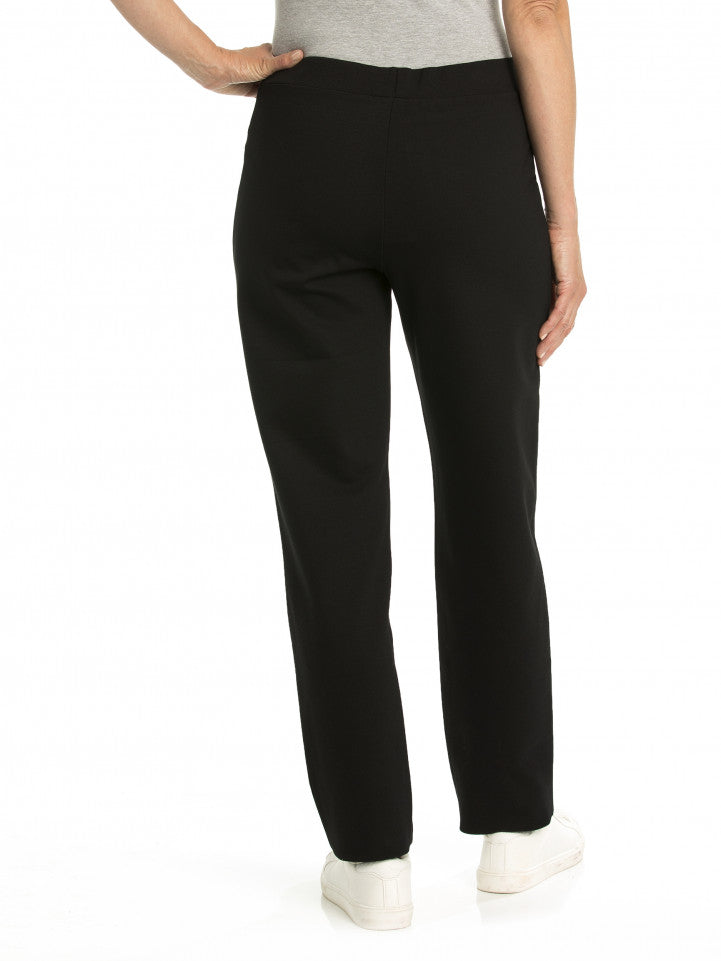 Pant - Straight  Leg Black and Navy