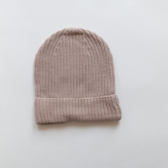 Load image into Gallery viewer, Chunky Knit Hat - Beige