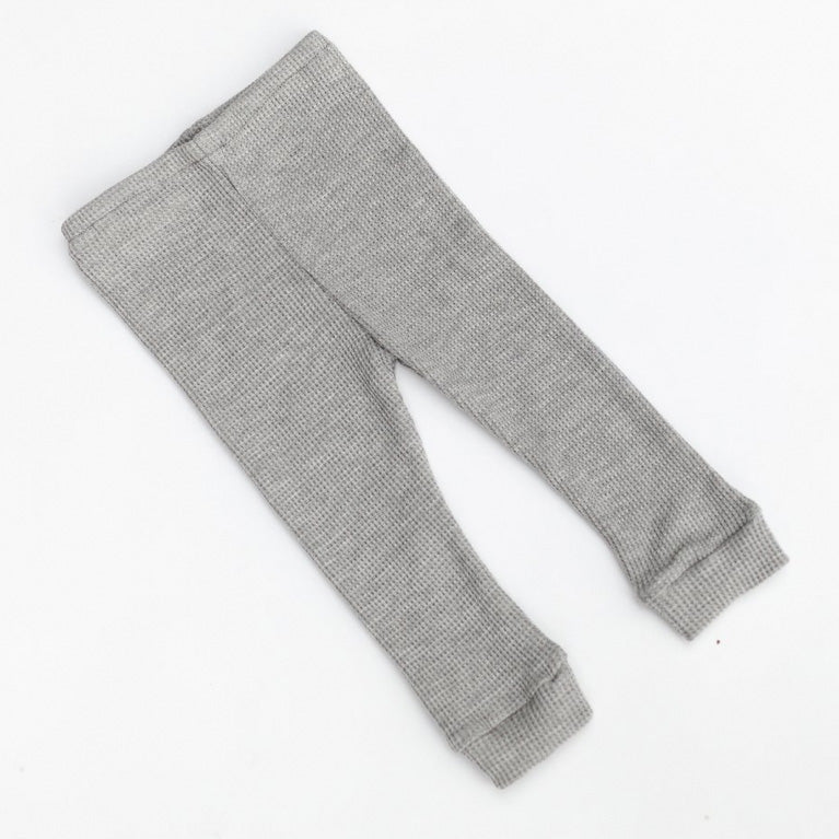 Load image into Gallery viewer, Waffle Joggers - Grey