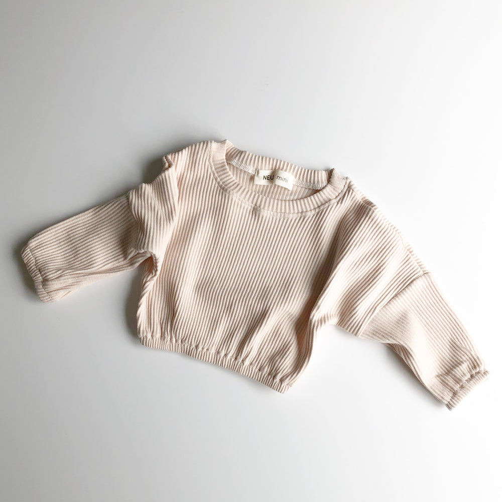 Load image into Gallery viewer, Torakina Pullover - Cream