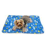Stars and Clouds Fleece/Ultra-Plush Blanket