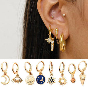 Pendientes Feel - Champagne Mami Store