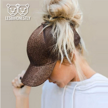 Load image into Gallery viewer, High Ponytail Snapback