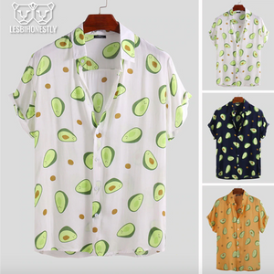 Freeshavacadoo Button Up Shirts