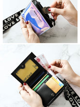 Load image into Gallery viewer, Slim Holographic Wallet