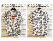 Load image into Gallery viewer, Dad-on-Vacation Button Downs (Light Prints)