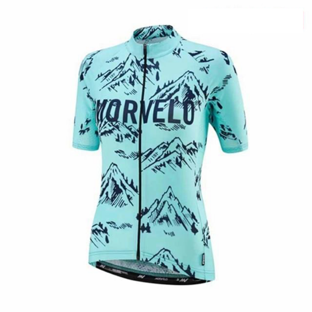 Quick Dry Cycling Jerseys