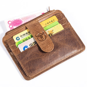 Bull Dyke Card Holder