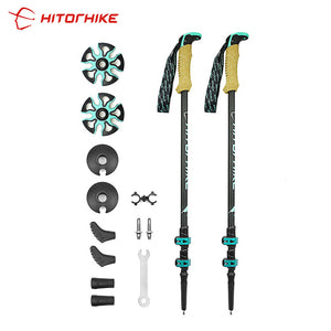 Multi-Purpose Telescopic Trekking Poles