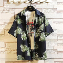 Load image into Gallery viewer, Dad-on-Vacation Button Downs (Dark Prints)