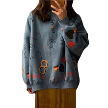 Load image into Gallery viewer, Margin-alized Doodle Sweater (Various Colors)