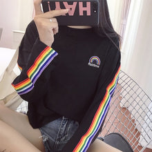 Load image into Gallery viewer, High Visibility Gay Long Sleeve T-Shirt