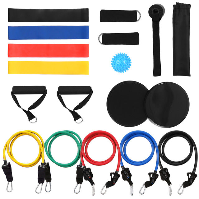 Vive la Resistance Band Workout Kit