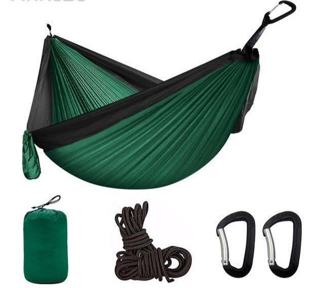 Coming Out Portable Camping Hammock (Two Person)