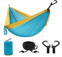Load image into Gallery viewer, Coming Out Portable Camping Hammock (Two Person)