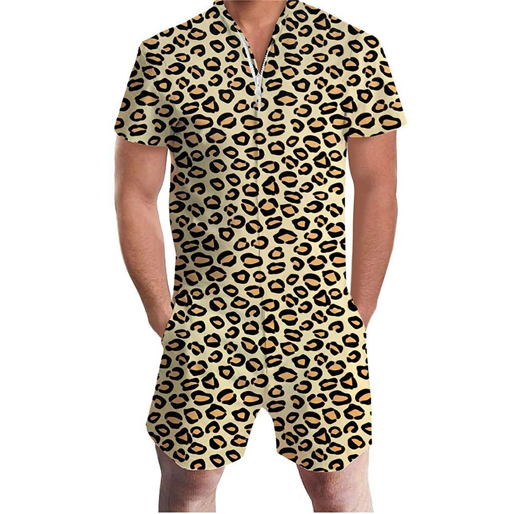 Tiger Queen Big Cat Romper