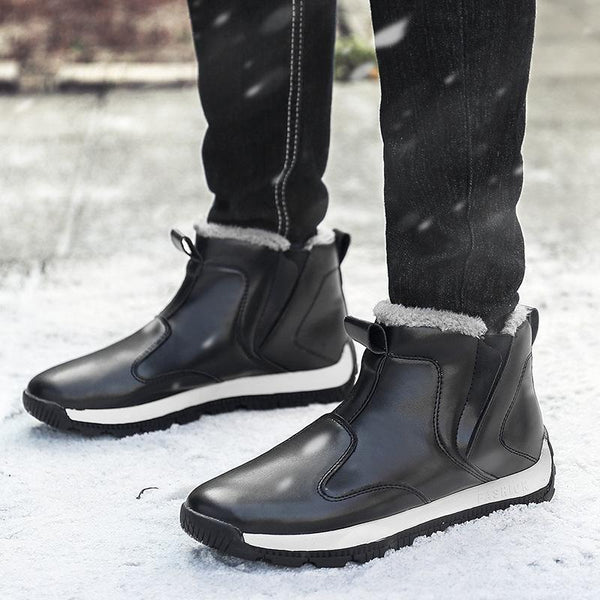 Thick Warm Non-slip Cotton Boots