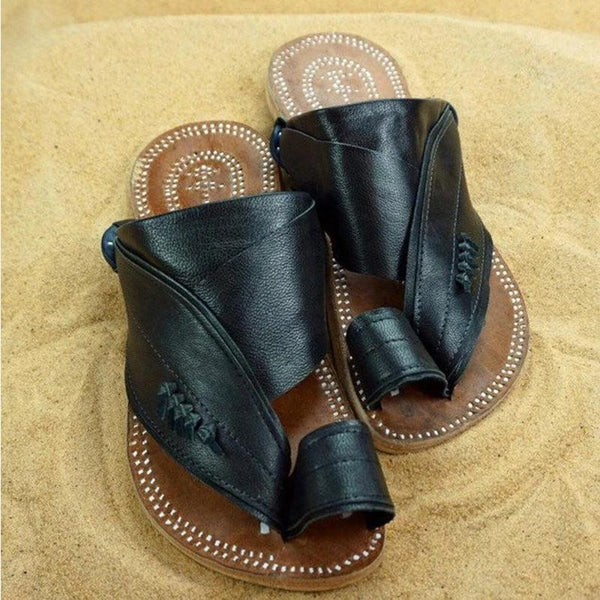 Men's Handmade Leather Beach Sandals