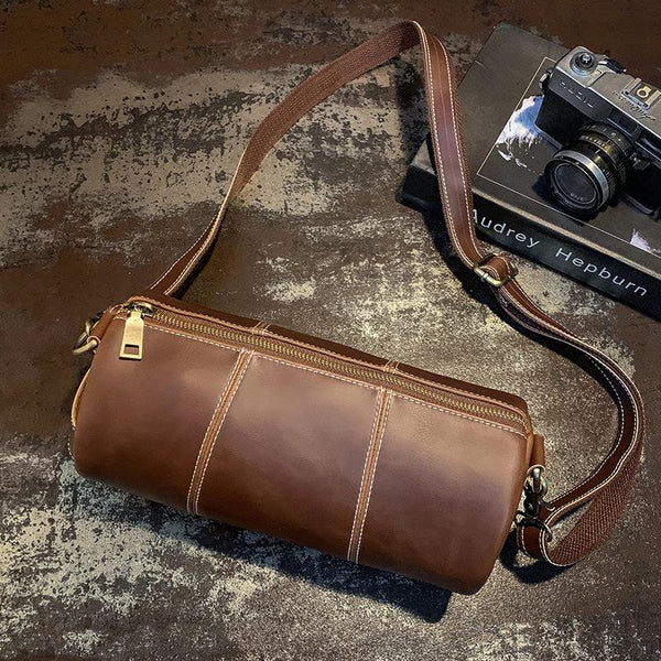 Fashion PU Leather Travel Crossbody Bag