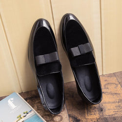British Style Wild Casual Leather Shoes