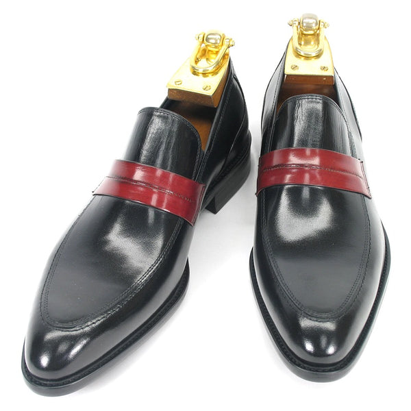 Clearance Spring Fashion Slip-on Formal Leather Shoes