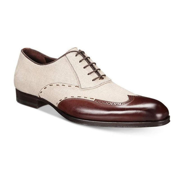 Clearance Vintage Stitching Formal Shoes