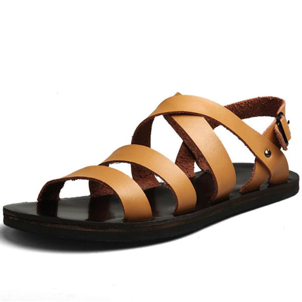 Solid Outdoor Leisure Beach Sandals