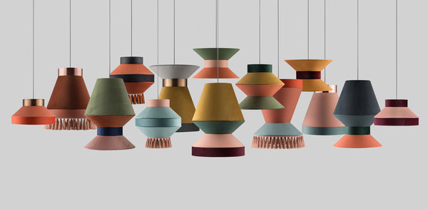 OUR STORY - MatchiMatchi.com - Lampshades - Customisable