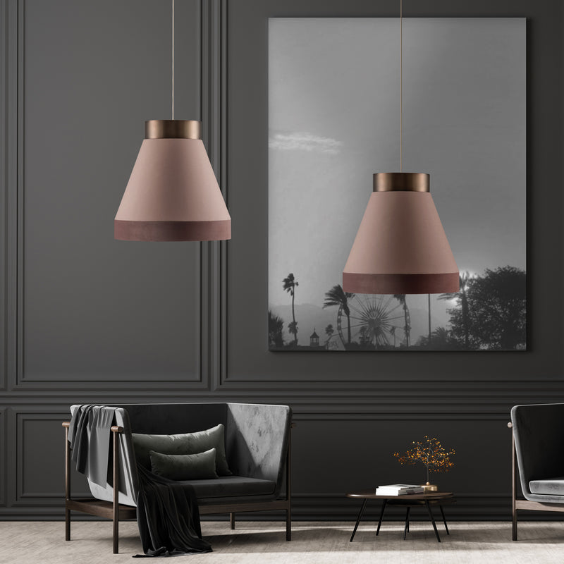 The Big One Lampshade Pendant - 4