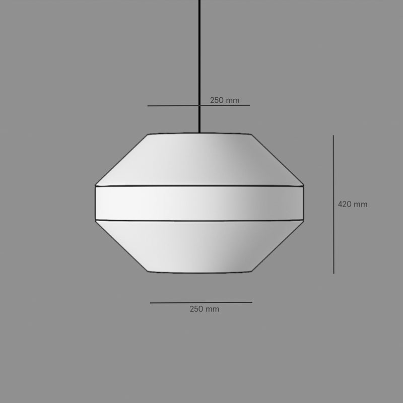 Customised Lamp Shade | The Convex One | UK Delivery | Buy from Matchimatchi.com
