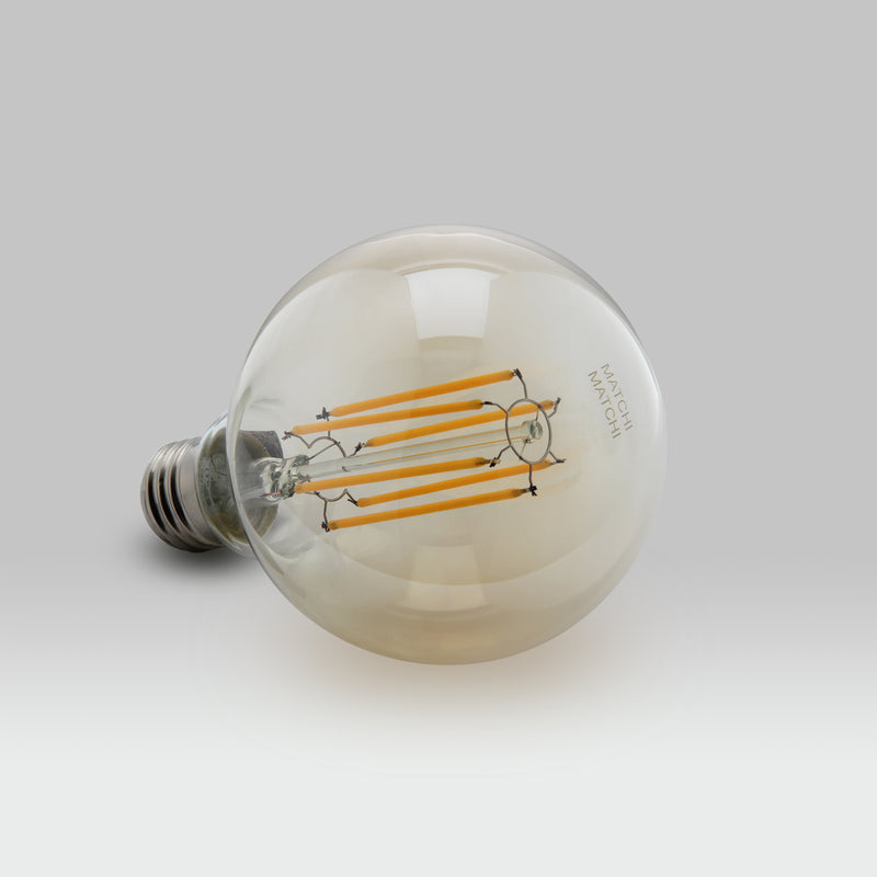 LED Globe Light Bulb - 150mm/95mm